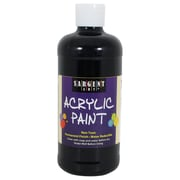 Sargent Art Non-Toxic 16 oz. Acrylic Paint, Black (24-2485)