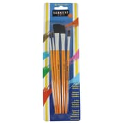 Sargent Art Quality Brush Set, 5/Pack (56-6000)