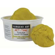 Sargent Art SAR85-3102 1 lbs. Art-Time Dough, Yellow