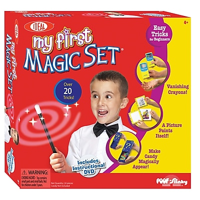 Poof Slinky Ideal My First Magic Set 273470