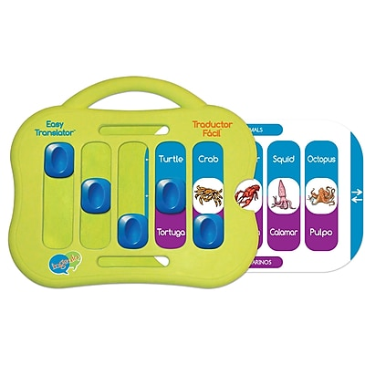 Smart Play® Slide And Discover, Spanish