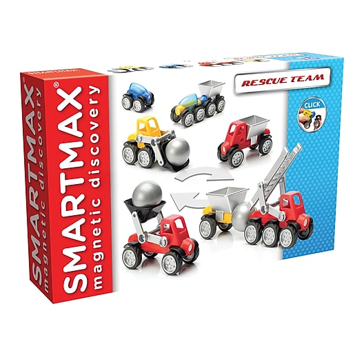Smart Toys and Games SmartMax® Power Vehicles Rescue Team Toy Vehicle