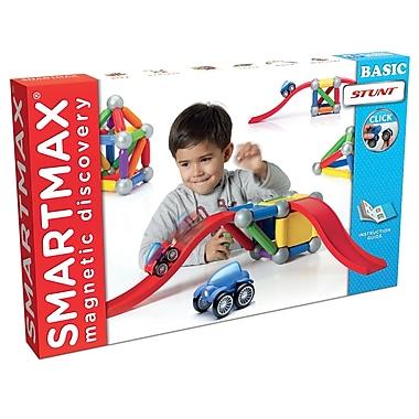 SmartMax SMX502US Basic Stunt Vehicle Set