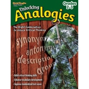 Houghton Mifflin Unlocking Analogies Reproducible Book, Grades 2 - 3
