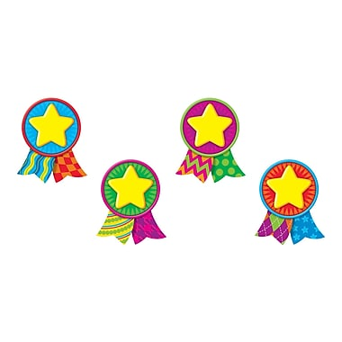 Trend Enterprises® Toddler - 8th Grade Mini Accents Variety Pack, Star Medals