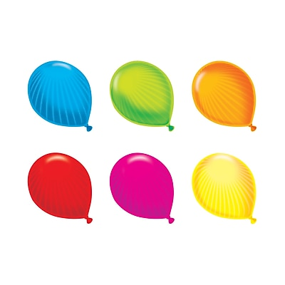 Trend® Party Balloons Mini Accents, 36/Pkg
