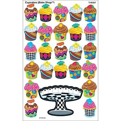 Trend® Cupcakes Supershape Stickers, 200/Pkg (The Bake Shop™)