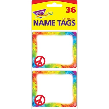 Trend Enterprises® Name Tags, 2 1/2
