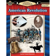 Teacher Created Resources Spotlight on America: American Revolution Book