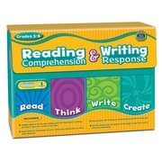 "Teacher Created ""Resources Reading... Response"" Grade 5-6 Cards, Language Arts/Reading"