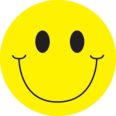 Ashley Smile Face Magnet Clip