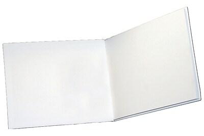 Ashley Hardcover Blank Book, 6