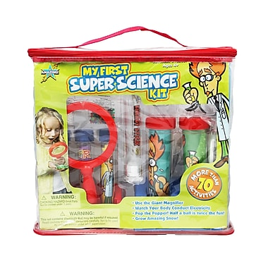 Be Amazing Toys My First Super Science Activity Kit, Grade PreK - 3 (BAT4130)