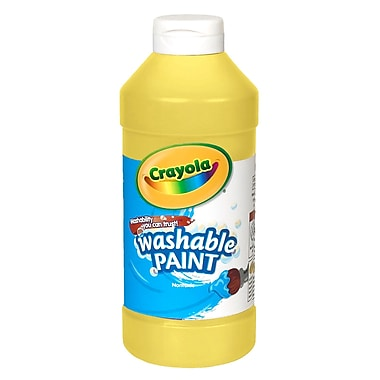 Crayola® Artista Ii® 16 Oz. Tempera Washable Paint, Yellow