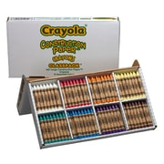 Crayola® 160 Piece Large Size Construction Paper Crayons