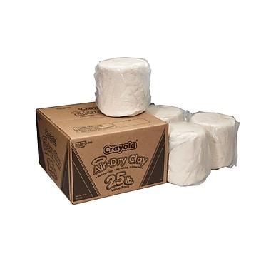 Crayola BIN575001 White Air Dry Clay