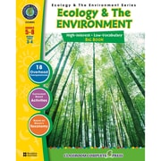 "Classroom Complete Press® ""Ecology & The Environment"" Big Book, Grades 5 - 8"