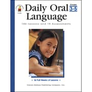 "Carson Dellosa® ""Daily Oral Language"" Grade 3-5 Resource Book, Language Arts"