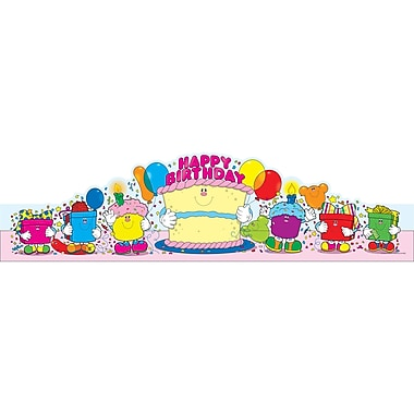 Carson Dellosa Happy Birthday Crown, 60/Pack (CD-0232)