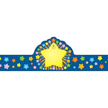 Carson Dellosa Rainbow Star Crown (CD-0234)