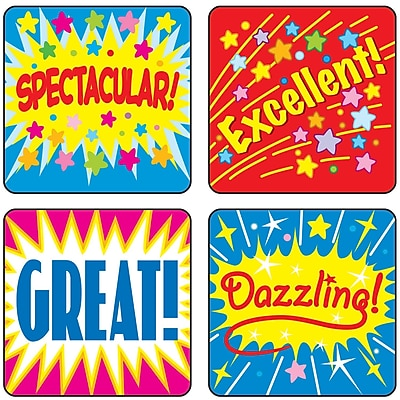 Motivational Stickers, Positive Words