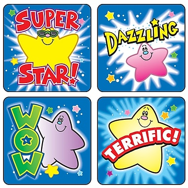 Carson Dellosa® Stars Motivational Sticker
