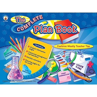 The Complete Plan Book