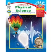"Carson Dellosa® ""Just the Facts: Physical Science"" Resource Book, Grades 4 - 6"