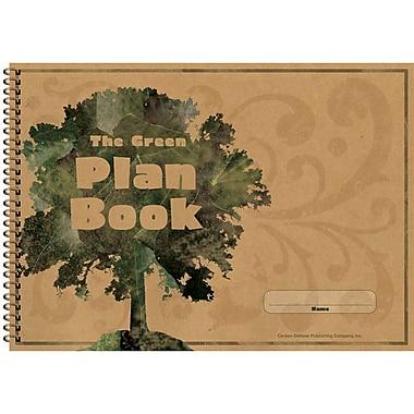 Carson Dellosa The Green Plan Book, Grades Prek - 8, 2/Pack (CD-104300)