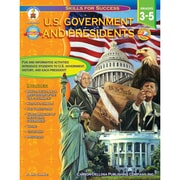 Carson Dellosa® Skills For Success Series U.S. Government and Presidents Resource Book