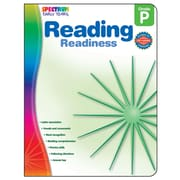 Carson Dellosa® Spectrum Early Years Reading Readiness Workbook, Grades PreK