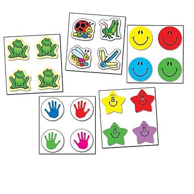 Carson Dellosa® Chart Seal Variety Pack Sticker