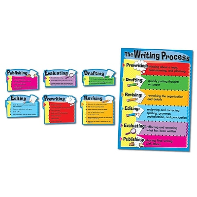 Carson Dellosa® Bulletin Board Set, The Writing Process