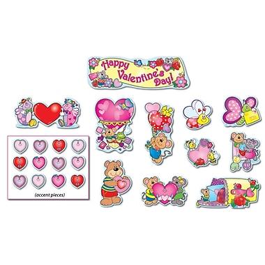 Carson Dellosa Mini Bulletin Board Set, Valentine's Day (CD-110060)
