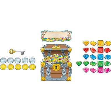 Carson Dellosa® Bulletin Board Set, Big Treasure Chest