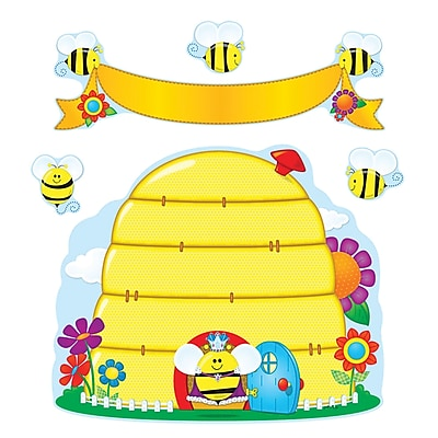 Busy Bees Bulletin Board Set