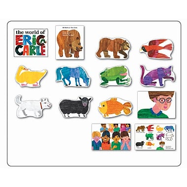 Carson Dellosa® Bulletin Board Set, Brown Bear Brown Bear What Do You See?