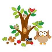 Carson Dellosa® Bulletin Board Set, Owl