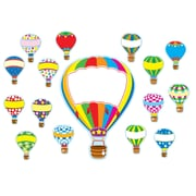 Carson Dellosa® Bulletin Board Set, Hot Air Balloons