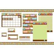 Carson Dellosa® Bulletin Board Set, Owls Classroom Collection