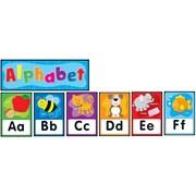 Carson Dellosa Preschool - 2 Bulletin Board Set, Alphabet (CD-119004)