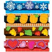 Carson Dellosa® Pop-Its™ Border Set, Seasonal