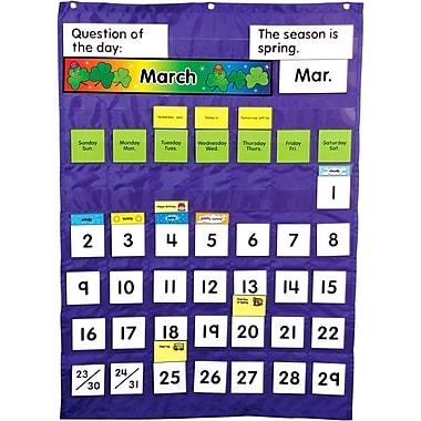 Carson Dellosa® Complete Calendar and Weather Pocket Chart