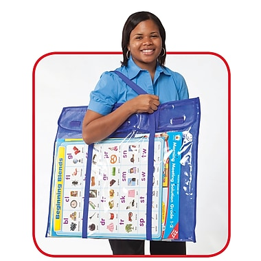 Carson Dellosa® Deluxe Bulletin Board and Pocket Chart Storage
