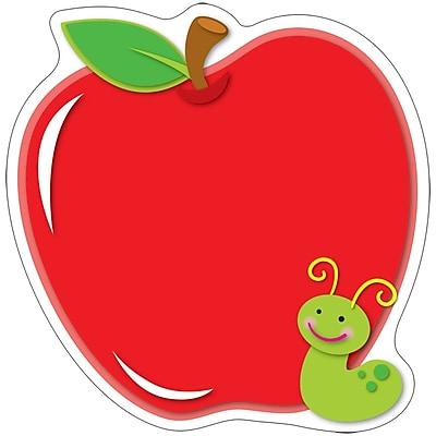 Carson-Dellosa 2-Sided Decorations, Apple