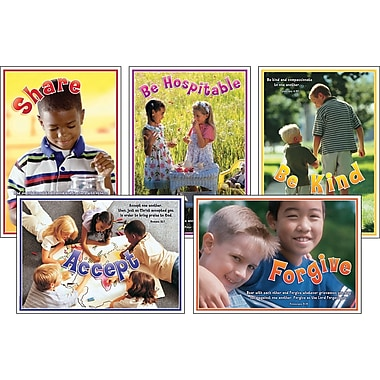 Carson Dellosa Bulletin Board Set, Love One Another, 3/Set (CD-210016)