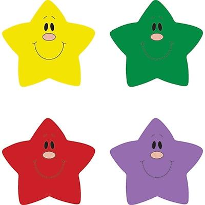 Chart Seals, Smiling Stars