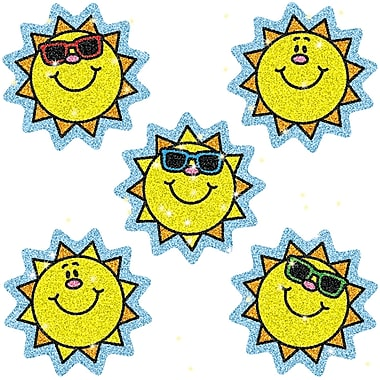 Carson Dellosa Suns Dazzle Sticker, 900/Pack (CD-2929)