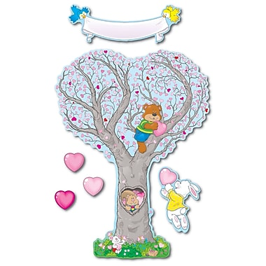 Carson Dellosa® Bulletin Board Set, Caring Heart Tree