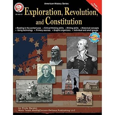Carson Dellosa® Exploration, Revolution, and Constitution Resource Book